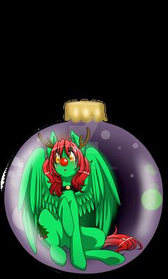 Ornament Ponies: Tria