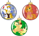 Tempestwulf Ornament Chibis