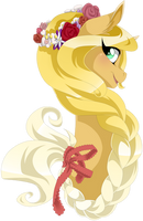 New ID (Lace Ribbon) by MagicaRin