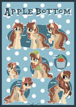 [COMM] Apple Bottom Reference Sheet