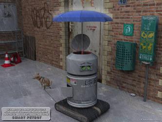 Smart PetBot