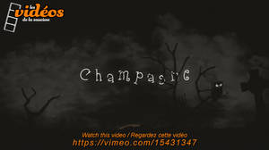 Champagne (animation / video)
