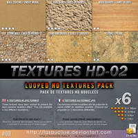 Free Textures : 010-Textures-HD-02 by lasaucisse