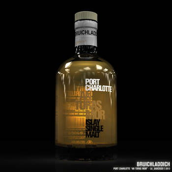 Bruichladdich - Port Charlotte 'An Turas Mor' by lasaucisse