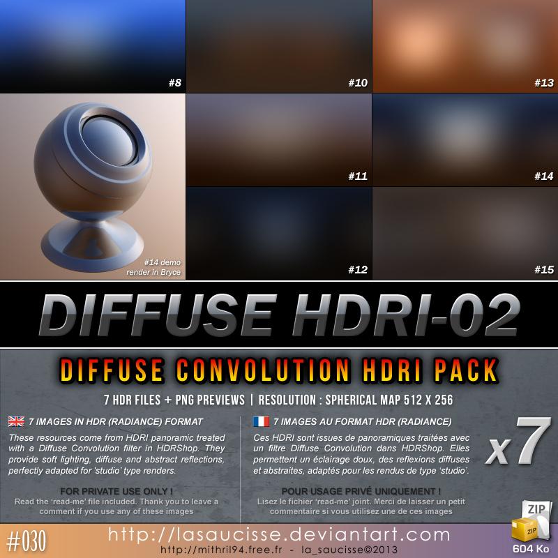 Free HDRI : 030-diffuse-hdri-pack-02