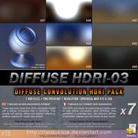 Free HDRI : 031-diffuse-hdri-pack-03