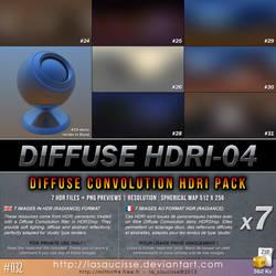 Free HDRI : 032-diffuse-hdri-pack-04 by lasaucisse