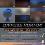 Free HDRI : 032-diffuse-hdri-pack-04