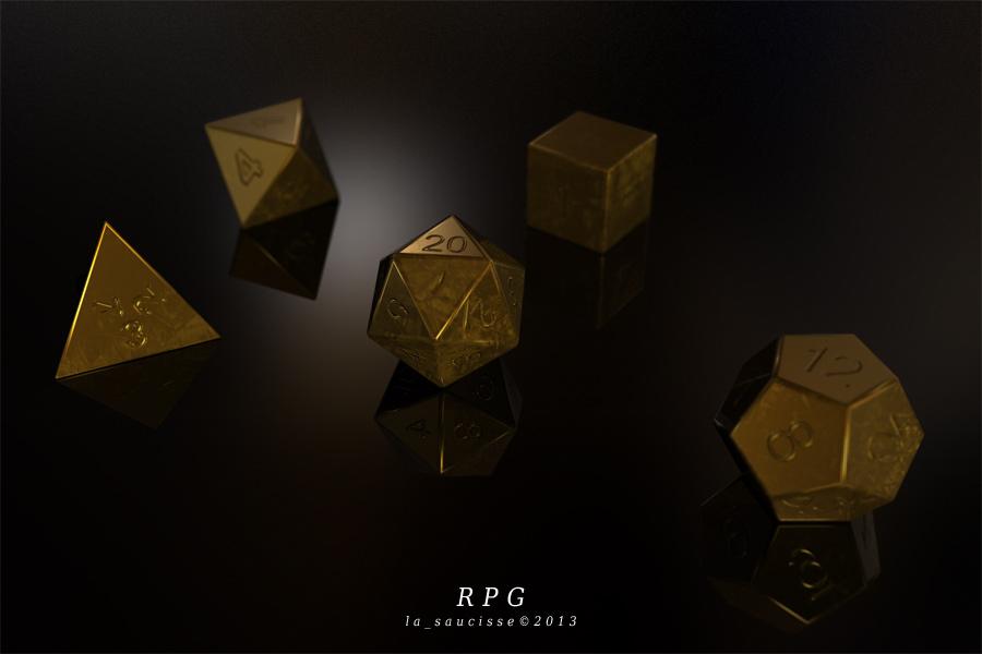 Youth memories : RPG