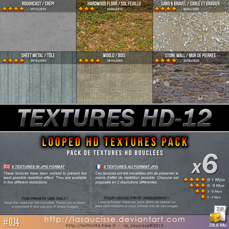 Free Textures : 034-Textures-HD-12