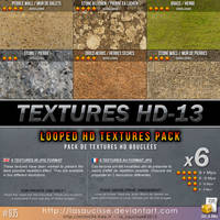 Free Textures : 035-Textures-HD-13 by lasaucisse
