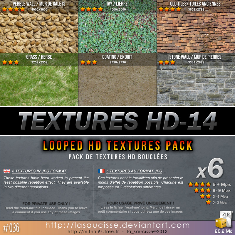 Free Textures : 036-Textures-HD-14