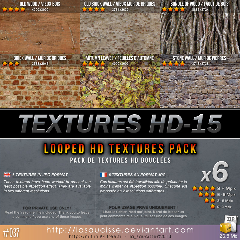Free Textures : 037-Textures-HD-15