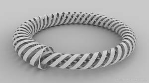 MC Escher - Spirals