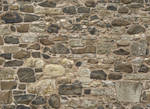 Seamless texture - Stone wall #22