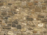 Seamless texture - Stone wall #21
