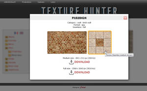 TextureHunter - New version