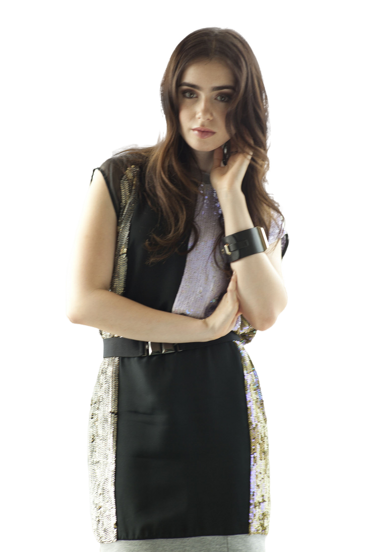 Lily Collins PNG by thestraliscoming on DeviantArt Katie Holmes Friends