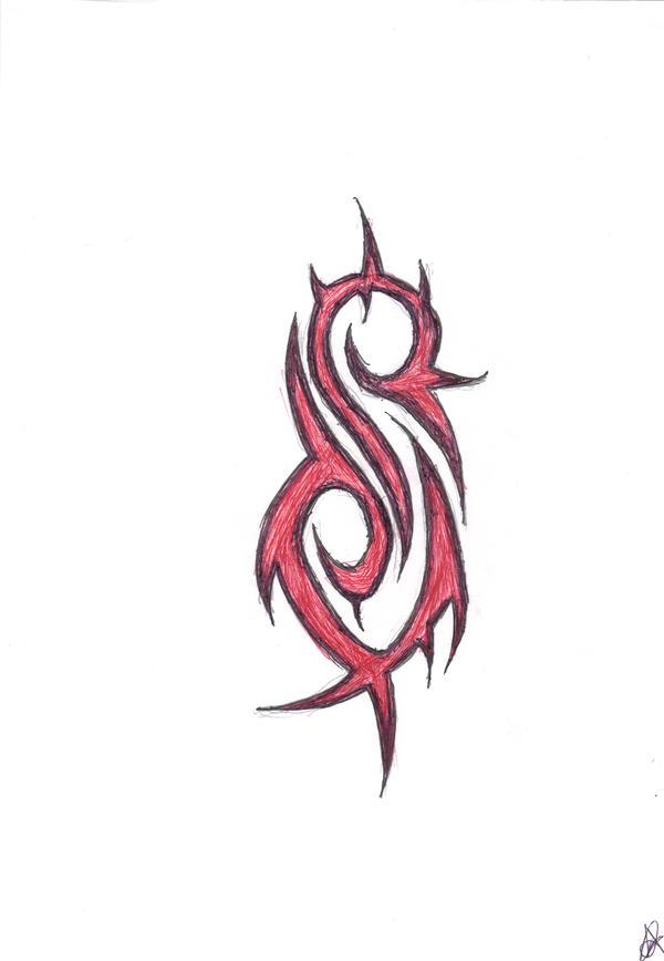 Slipknot logo by syko2k on deviantart for Tattoos slipknot logo