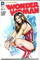 Wonder Woman by Artfulcurves
