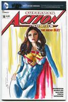 Superwoman by Artfulcurves