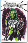 She Hulk/Venom