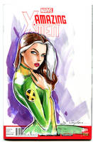 Rogue by Artfulcurves