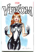Mary Jane Venom by Artfulcurves