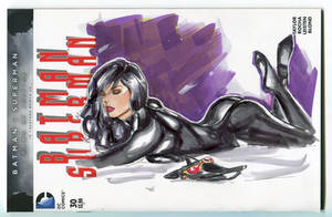 Catwoman by Artfulcurves