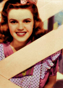 My name's Judy, Judy Garland