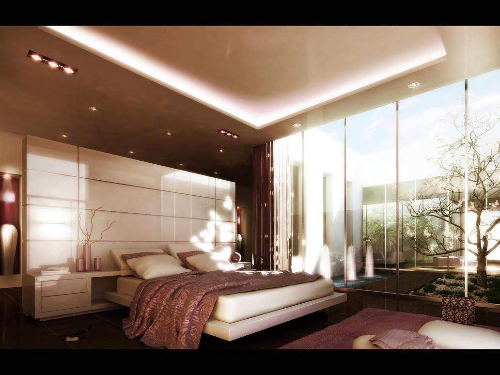 Feminine Bedroom By Aboushady81 ...