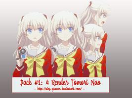 [Pack Render #1] Tomori Nao
