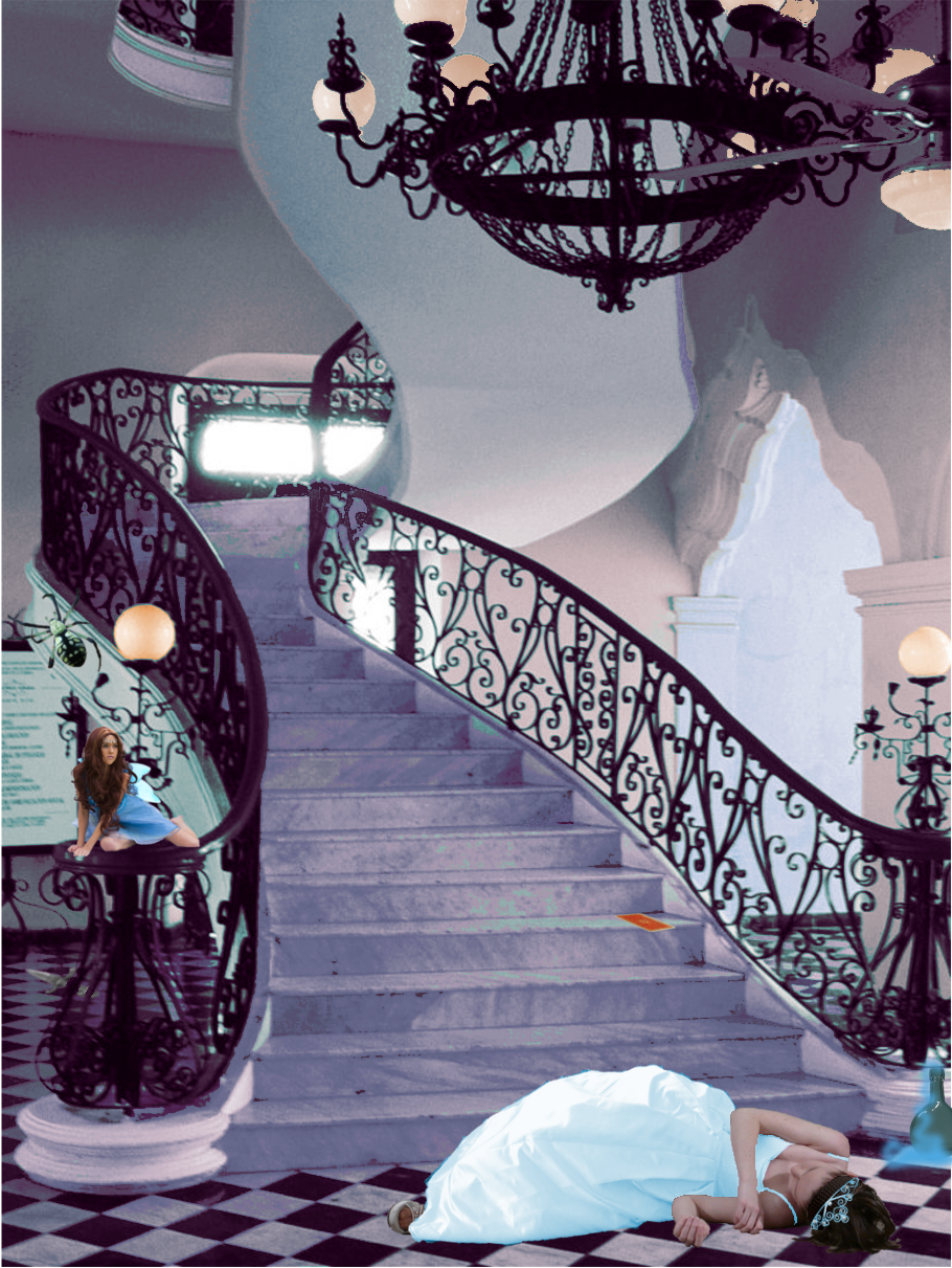 Cinderella death by Hiddenwithinthunder