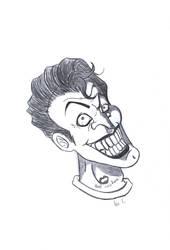 The Joker by aliceharlene