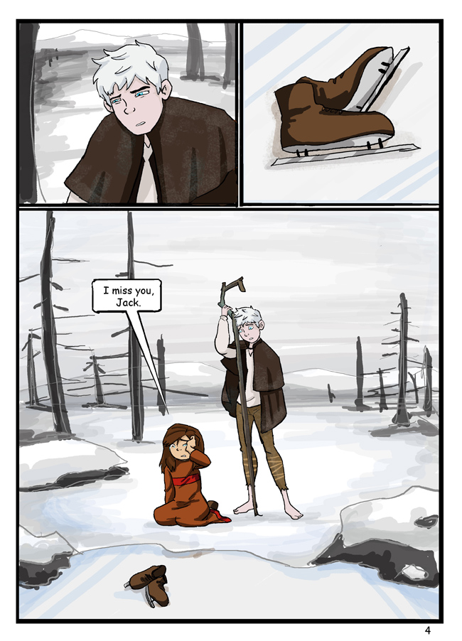 Forgotten Page 4 by lostatsea101