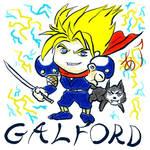 Samurai Shodown- Galford