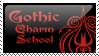 Gothic Charm School Stamp by Jouichirou
