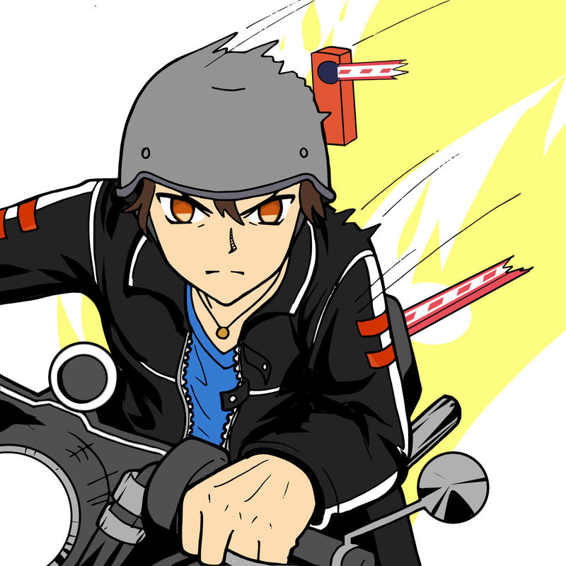 Rider by Bimep