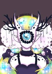 Goop-hair To cloud and aurora hair trait change by Snowlyn