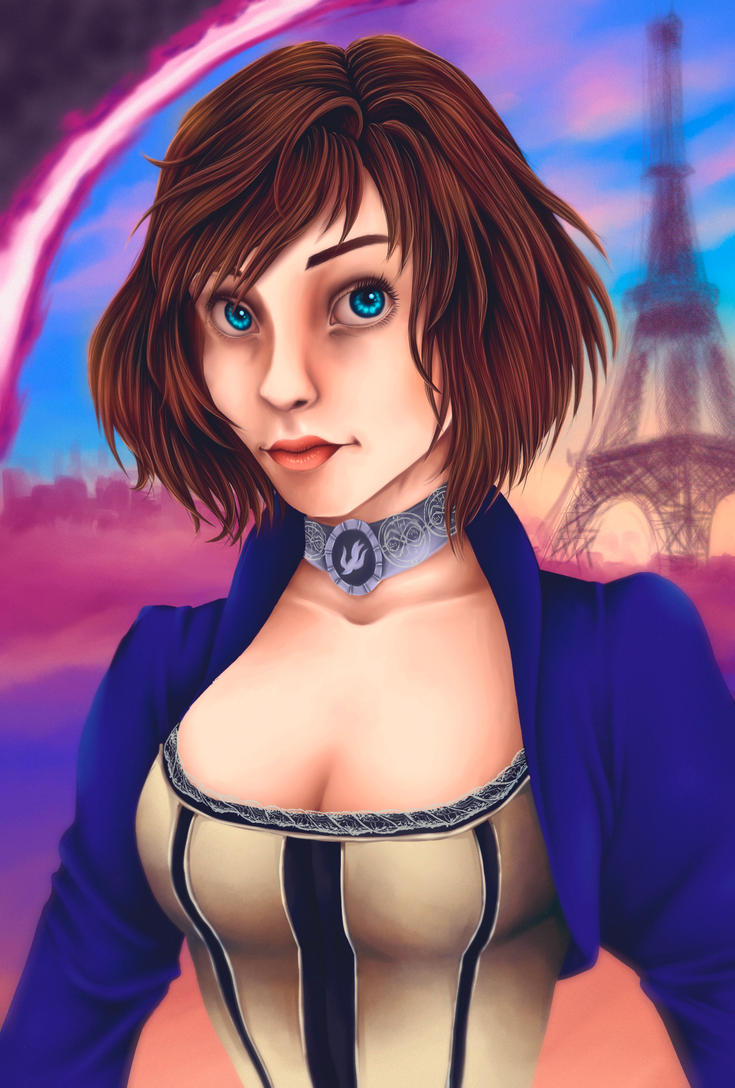 20140125 Elizabeth - To Paris by cvetdispersia