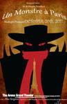Un Monstre a Paris- Fan poster