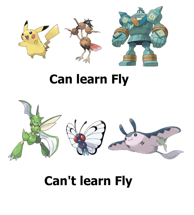 Can flygon learn fly - answers.com