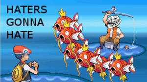 Pokemon Fishermen