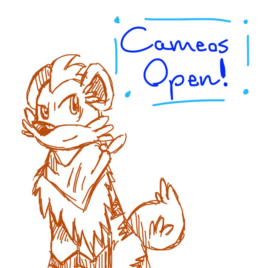 Event Cameo Call! -CLOSED- by Tayzonrai