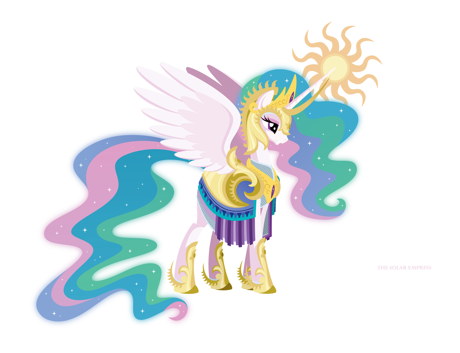 Solar Empress by Hexfloog