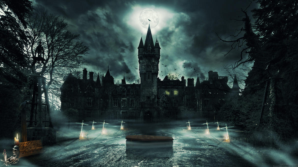 Ghost Castle by balint4