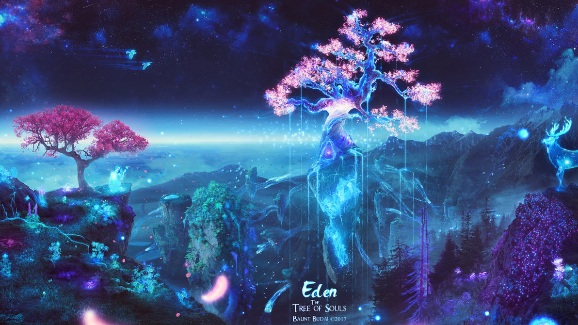Eden: The Tree of Souls by balint4