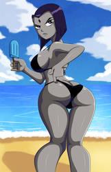 Ravens Beach Bum