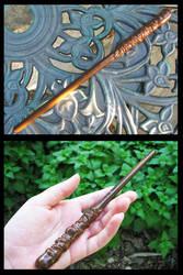 Atunkai Wand by ThornStone
