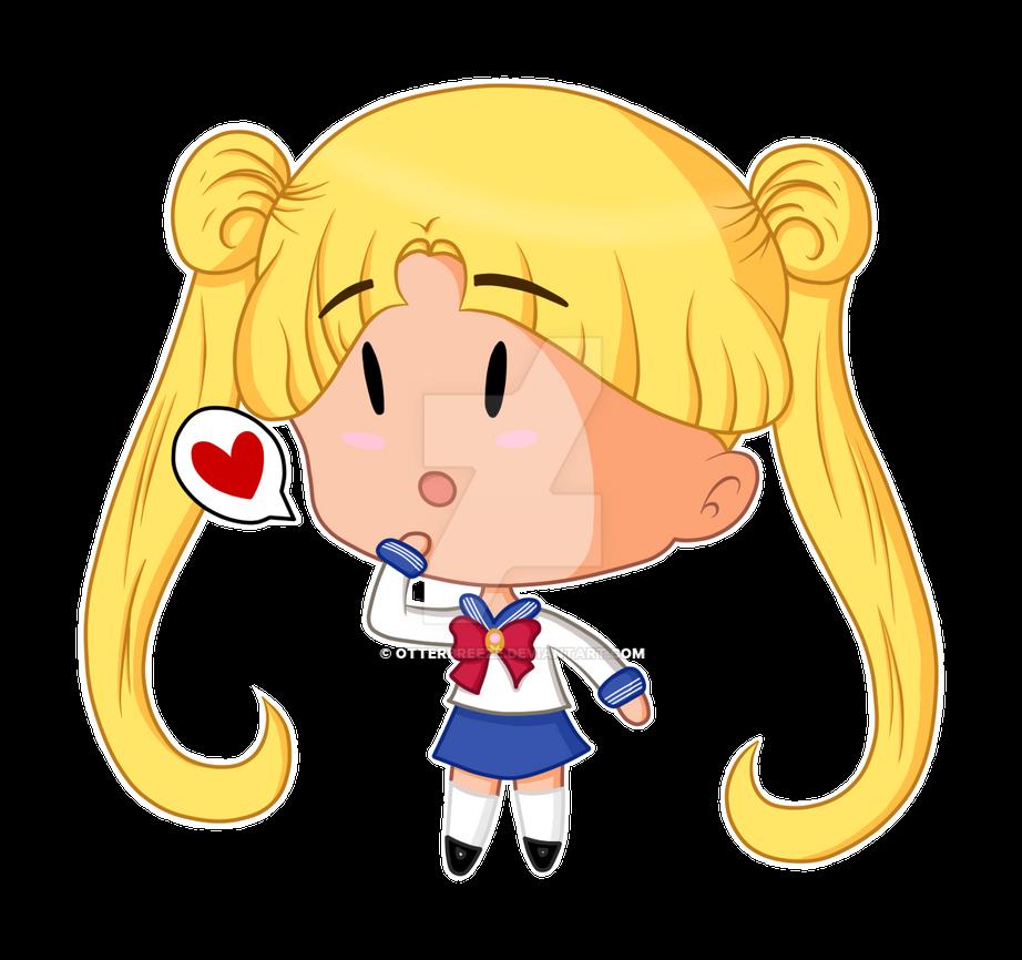 [Sailor Moon] - Usagi Chibi by OtterBreeze